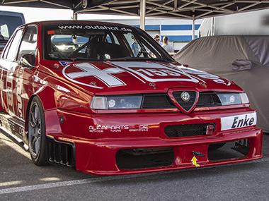 Alfa 155 DTM 1993